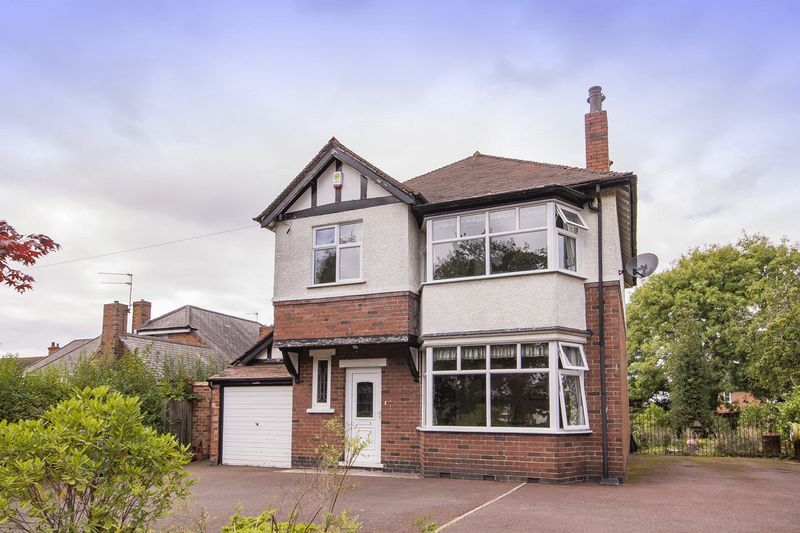 3 Bedrooms Detached House for sale in PASTURES HILL, LITTLEOVER