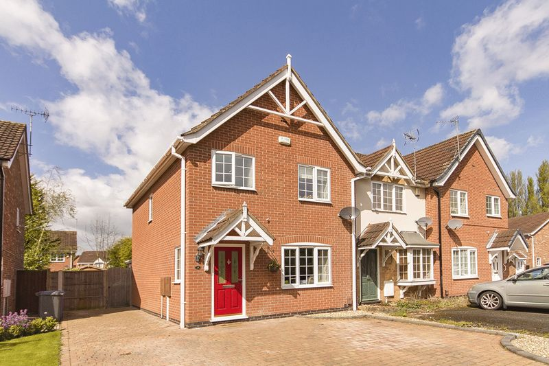 3 Bedrooms Terraced House for sale in LITTLE WOODBURY DRIVE, LITTLEOVER
