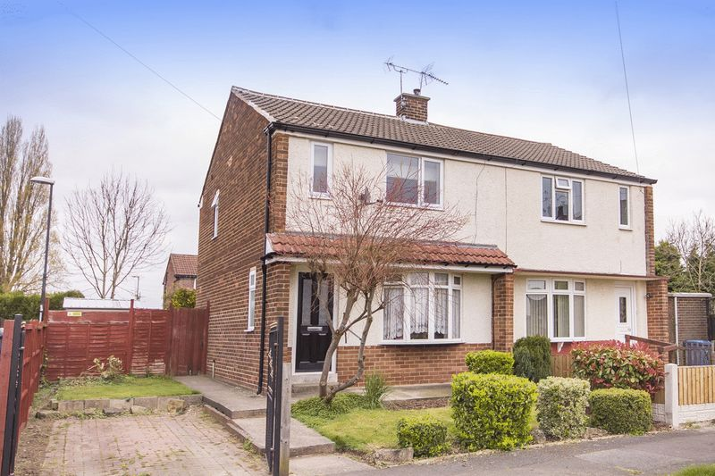 2 Bedrooms Semi Detached House for sale in SWARKESTONE DRIVE, LITTLEOVER