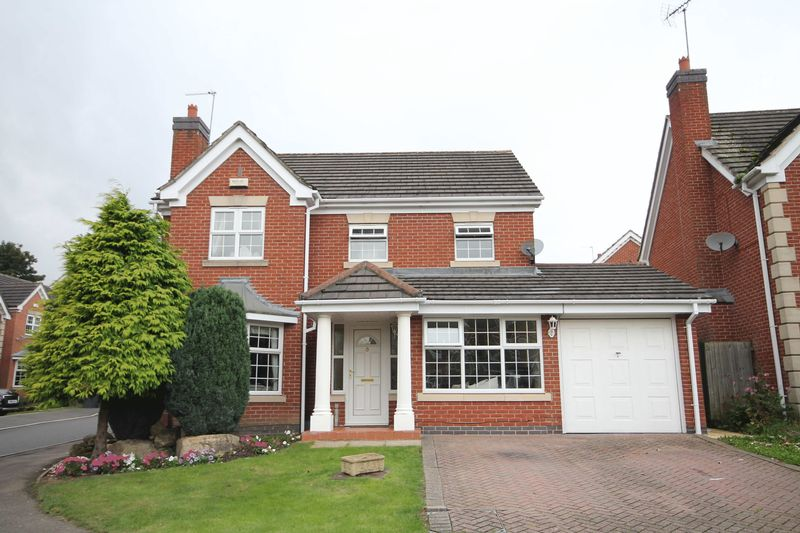 4 Bedrooms Detached House for sale in LAKESIDE DRIVE, LITTLEOVER