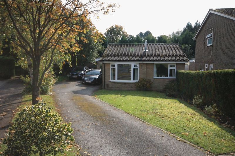 3 Bedrooms Detached Bungalow for sale in HEATHER CRESCENT, LITTLEOVER