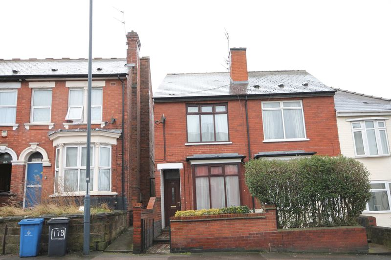 3 Bedrooms House for sale in ST. THOMAS ROAD, DERBY