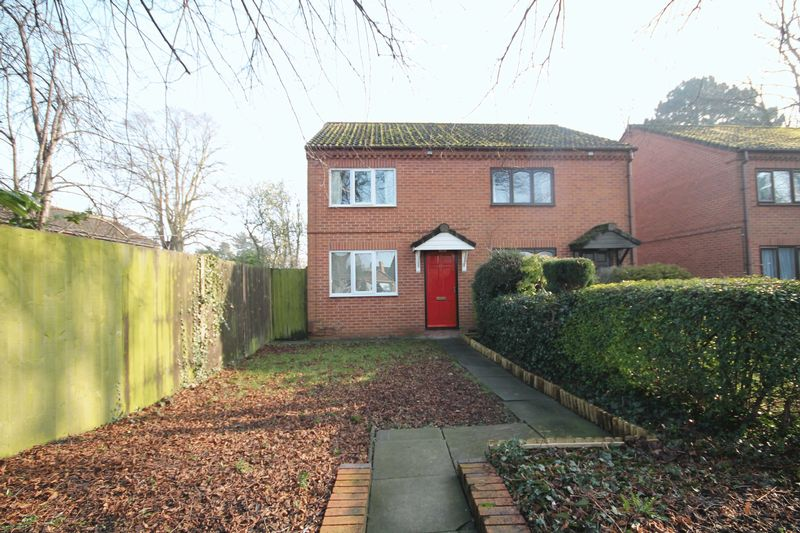 2 Bedrooms Semi Detached House for sale in BROWNING STREET, DERBY.
