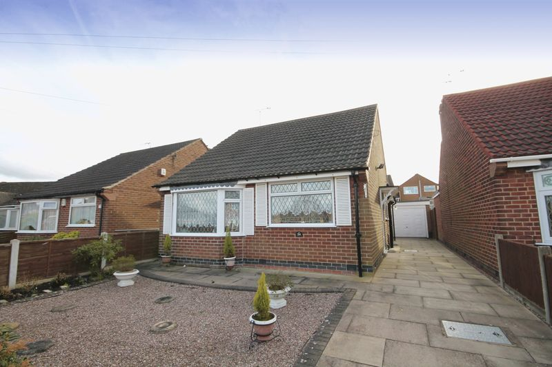 2 Bedrooms Detached Bungalow for sale in RICHMOND AVENUE, LITTLEOVER
