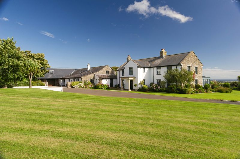 6 Bedrooms Detached House for sale in Glen Road, Isle Of Man