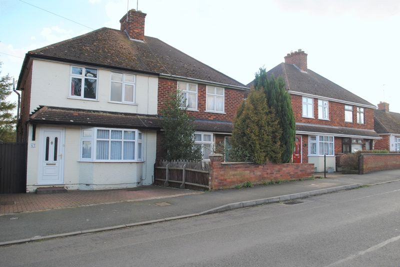 2 Bedrooms Semi Detached House for sale in St Margarets Avenue, Rushden