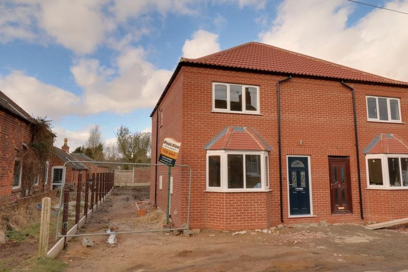 3 Bedrooms Semi Detached House for sale in Plot 1, The Square, Goxhill