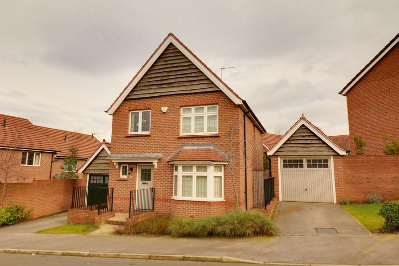 3 Bedrooms Detached House for sale in 30 Clipson Crest, Barton-upon-Humber