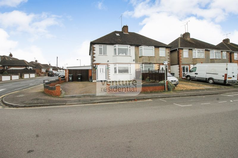 3 Bedrooms Semi Detached House for sale in Lime Avenue, Luton
