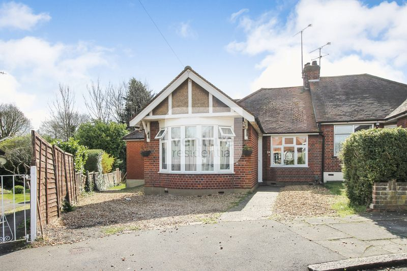 3 Bedrooms Semi Detached Bungalow for sale in