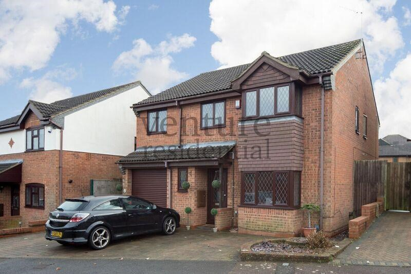 5 Bedrooms Detached House for sale in Launton Close, Barton Hills