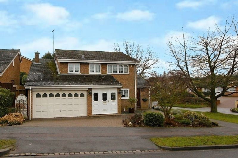 4 Bedrooms Detached House for sale in Crosslands, Caddington