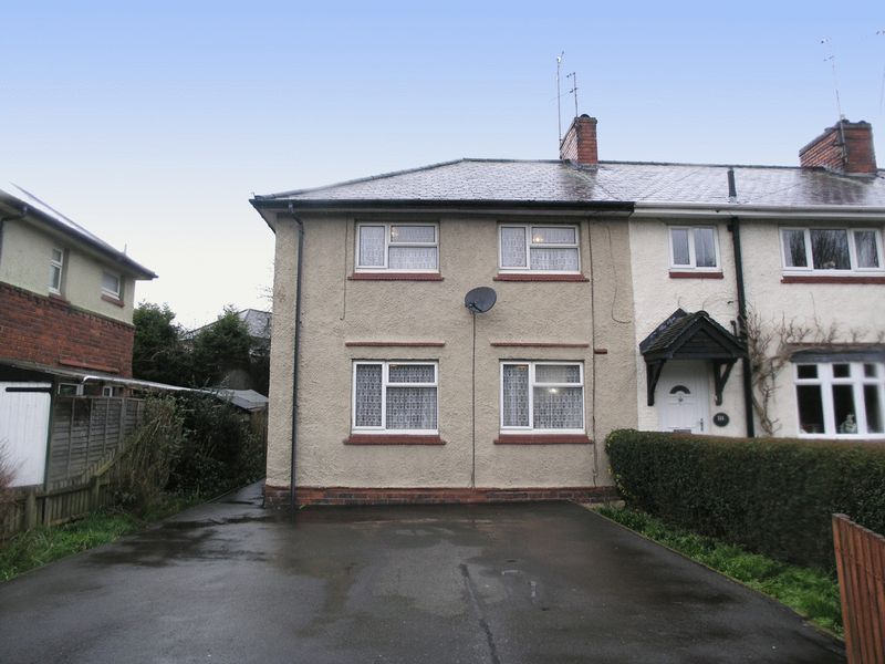 3 Bedrooms Terraced House for sale in DUDLEY, Netherton, Warwick Road
