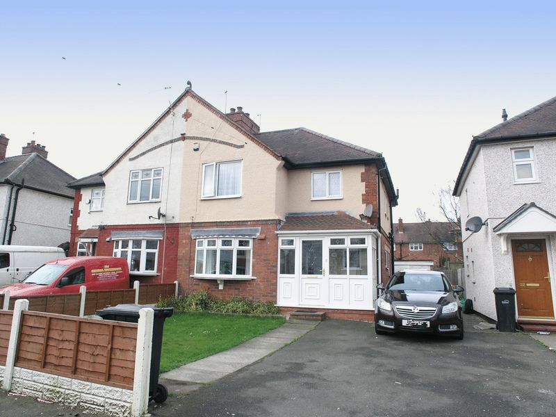 4 Bedrooms Semi Detached House for sale in BRIERLEY HILL, Milton Street