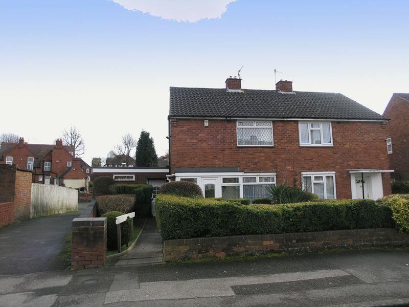 2 Bedrooms Semi Detached House for sale in BRIERLEY HILL, Pensnett, Mullett Street
