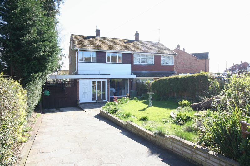 3 Bedrooms Semi Detached House for sale in WORDSLEY, Arundel Road