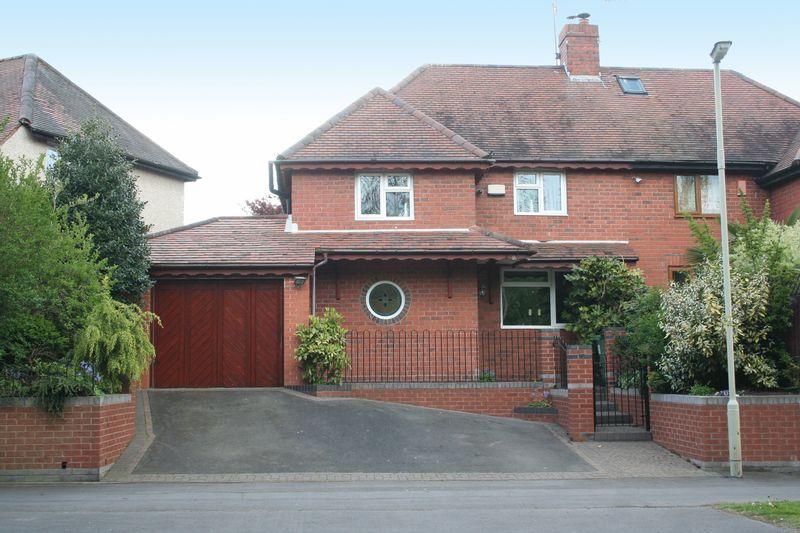 3 Bedrooms Semi Detached House for sale in WORDSLEY, Bells Lane