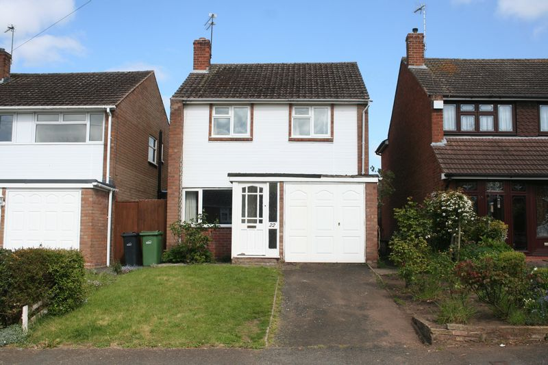 3 Bedrooms Detached House for sale in WALL HEATH, Albert Street