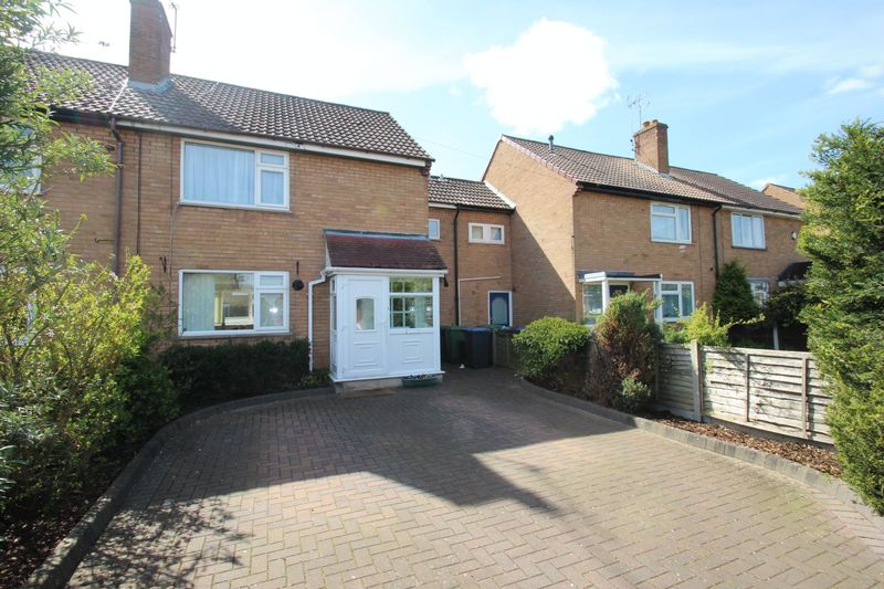 3 Bedrooms Terraced House for sale in Toms Town Lane, Studley