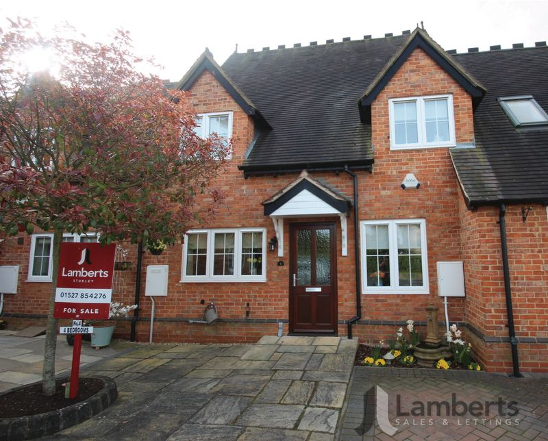 4 Bedrooms Terraced House for sale in Church Lane, Cookhill, Alcester