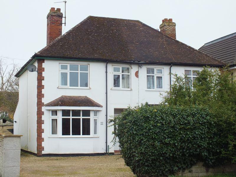 3 Bedrooms Semi Detached House for sale in High Street, Kidlington