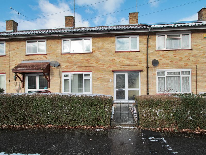 3 Bedrooms Terraced House for sale in The Birches, Three Bridges, Crawley, West Sussex