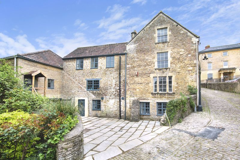 4 Bedrooms Terraced House for sale in Gentle Street, Frome