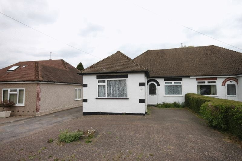 2 Bedrooms Semi Detached Bungalow for sale in Crewes Avenue, Warlingham