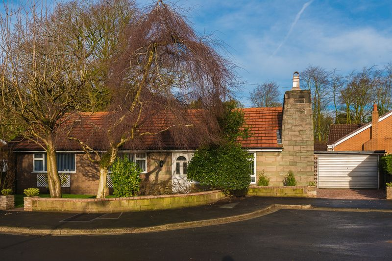 3 Bedrooms Detached Bungalow for sale in Orchard View, Aughton