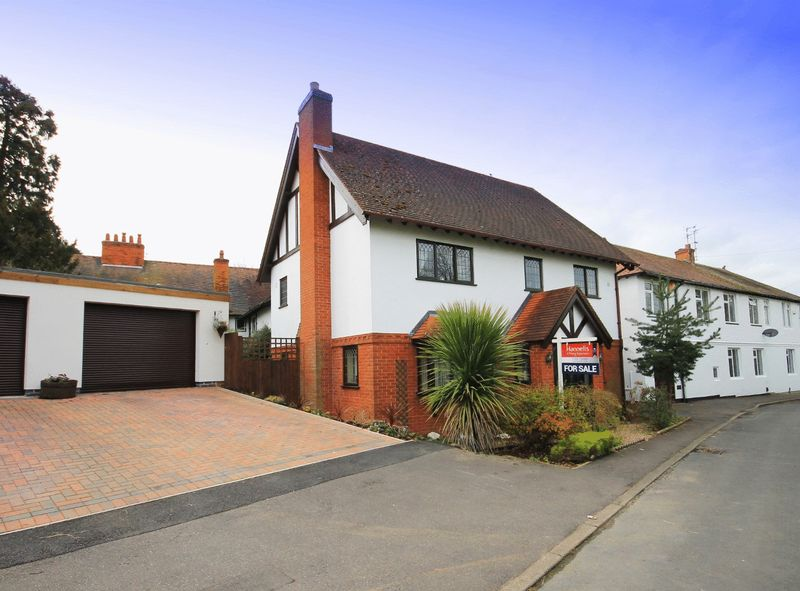 4 Bedrooms Detached House for sale in BACK LANE, CHELLASTON