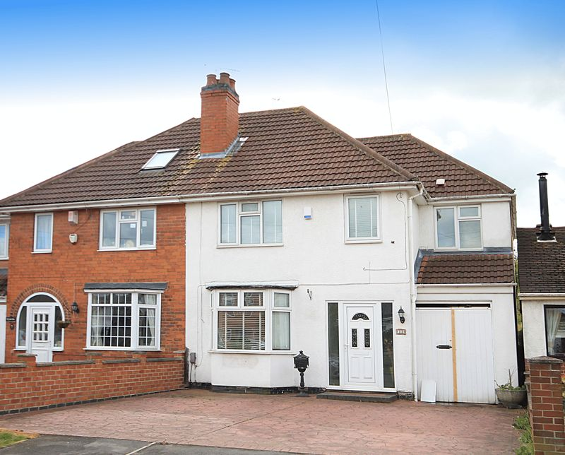 4 Bedrooms Semi Detached House for sale in WESTON PARK AVENUE, SHELTON LOCK