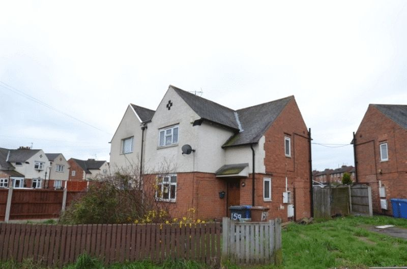 3 Bedrooms Semi Detached House for sale in ADDISON ROAD, ALLENTON