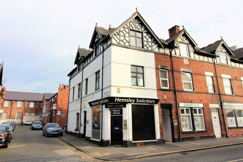 5 Bedrooms Terraced House for sale in Upper Northgate Street, Chester