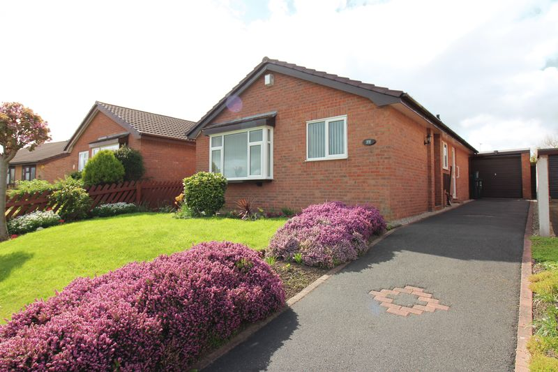 3 Bedrooms Detached Bungalow for sale in Shelley Road, Chester