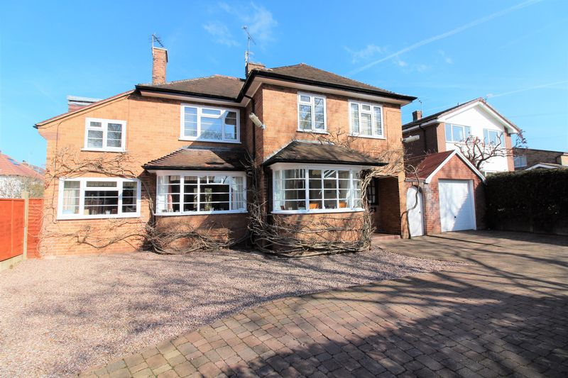 4 Bedrooms Detached House for sale in Curzon Park South, Chester