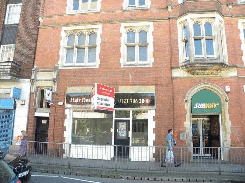 1 Bedroom Flat for sale in Warwick Road, Acocks Green, Birmingham B27 6RA