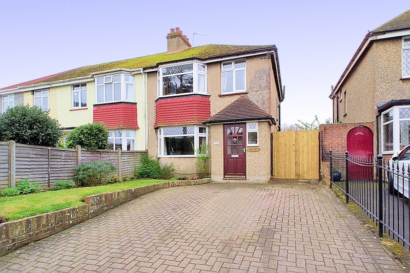 3 Bedrooms Semi Detached House for sale in Chichester Road, Bognor Regis, PO21