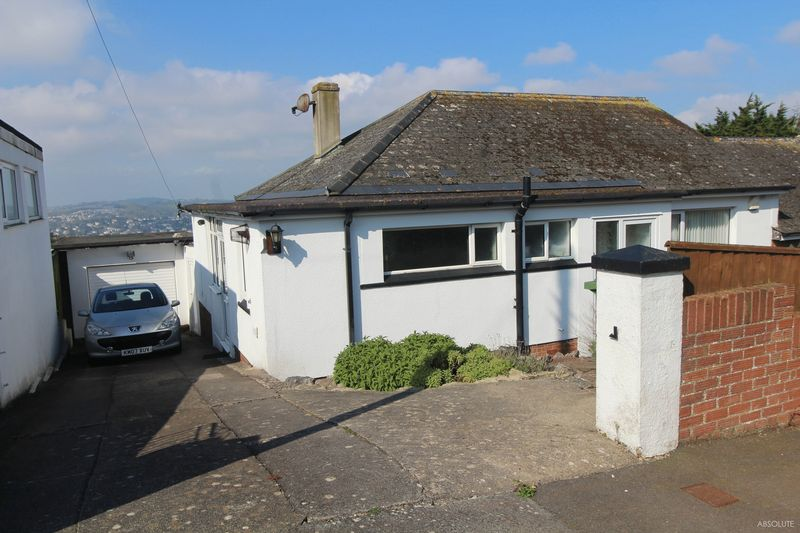 2 Bedrooms Semi Detached Bungalow for sale in Babbacombe, Torquay