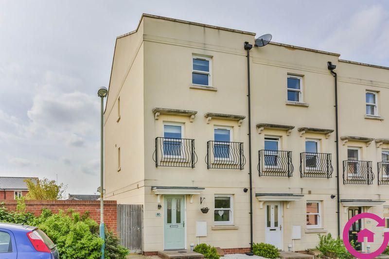 4 Bedrooms Terraced House for sale in Redmarley Road, Cheltenham