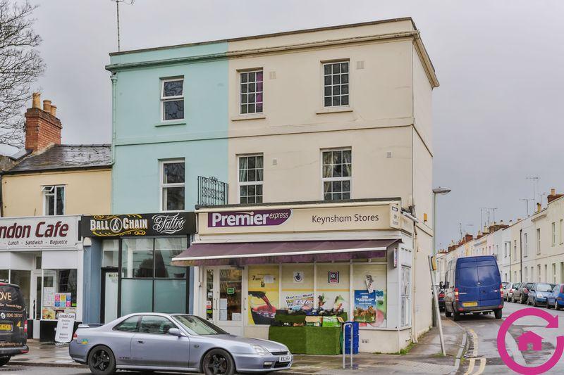 1 Bedroom Flat for sale in London Road, Cheltenham