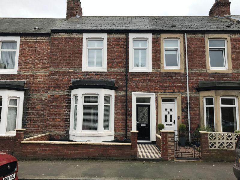 3 Bedrooms Terraced House for sale in Kent Street, Jarrow