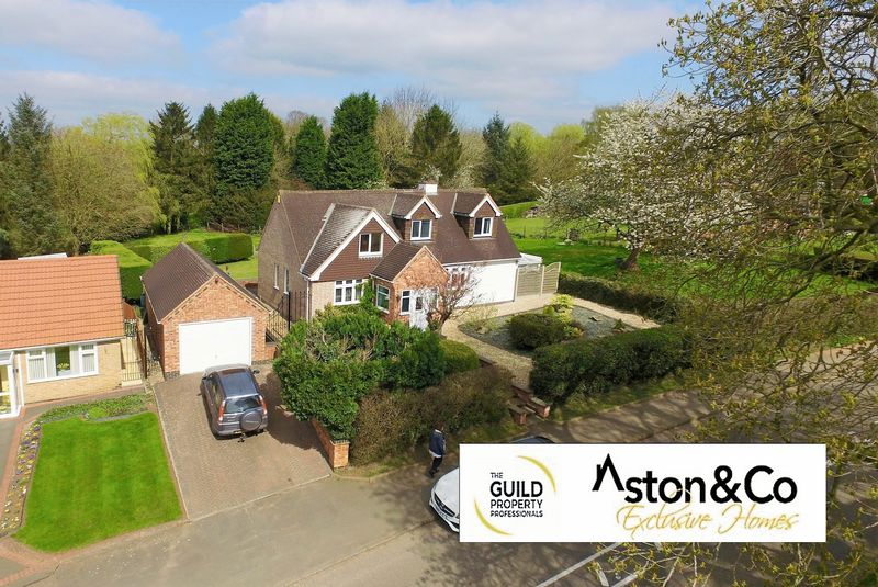 4 Bedrooms Detached House for sale in Main Street, Peckleton, Leicestershire