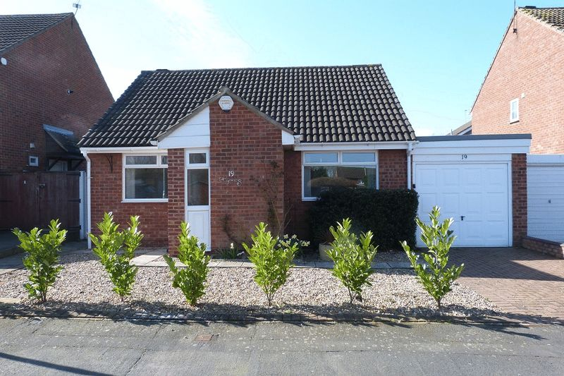 2 Bedrooms Detached Bungalow for sale in Ashfield Road, Thurmaston, Leicester