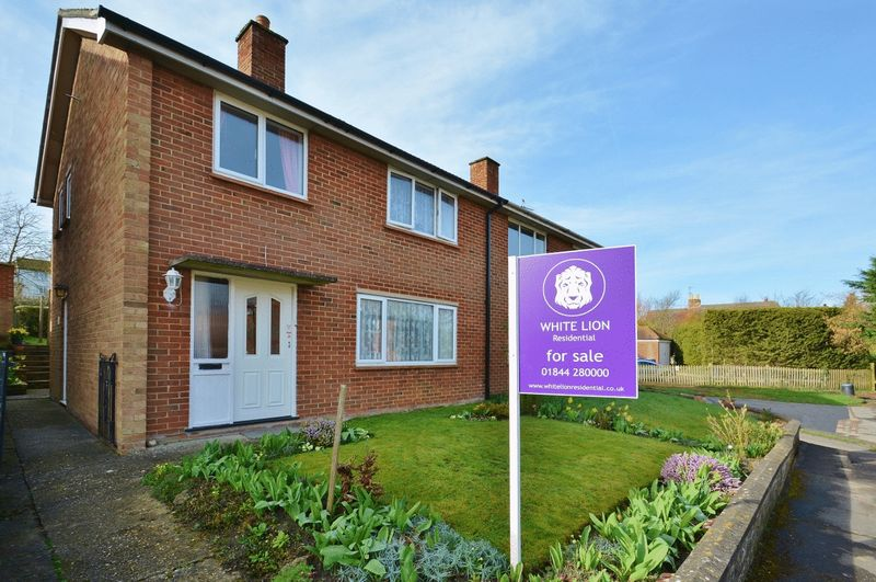 3 Bedrooms Semi Detached House for sale in Elm Close, Tetsworth