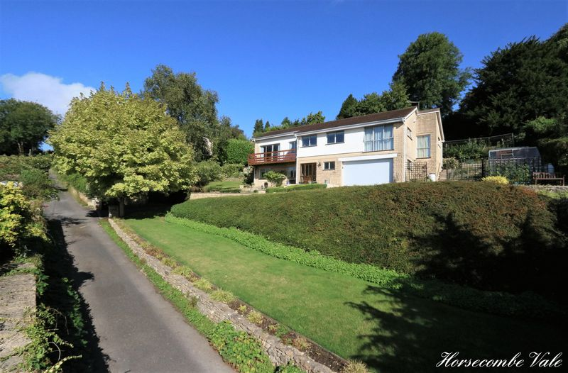 4 Bedrooms Detached House for sale in Horsecombe Vale, Combe Down, Bath