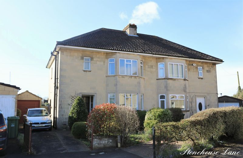 3 Bedrooms Semi Detached House for sale in Stonehouse Lane, Bath
