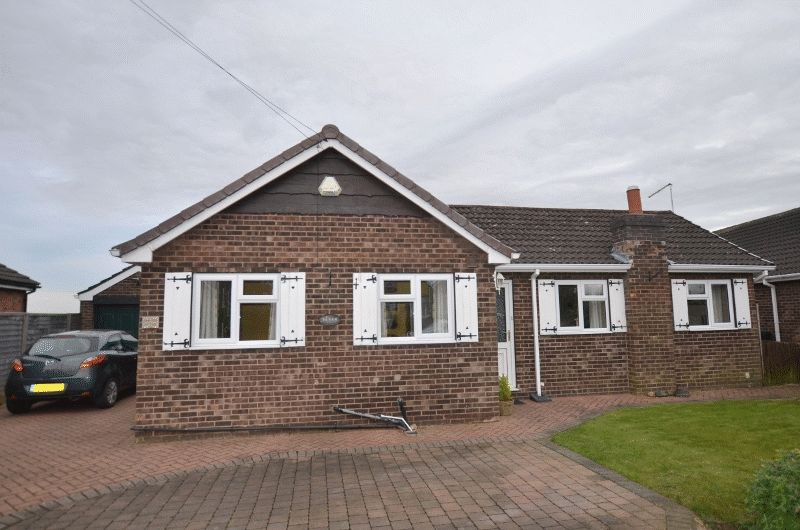 3 Bedrooms Detached Bungalow for sale in Walnut Drive, Scawby, Brigg