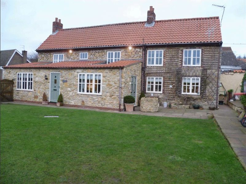 3 Bedrooms Detached House for sale in Traingate, Kirton Lindsey, Gainsborough