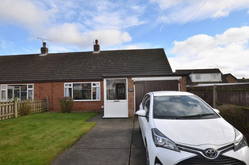 2 Bedrooms Semi Detached Bungalow for sale in Messingham Road, Scunthorpe
