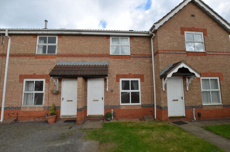 2 Bedrooms Terraced House for sale in Rose Walk, Scunthorpe